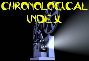 Chronological Index of Movie Reviews – Cold Bananas Movie